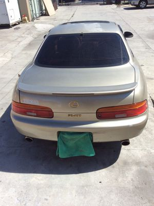 1993 Lexus SC 400 tags expired February 2019. Hydraulic steering needs fixing it leaks a little. for Sale in Los Angeles, CA