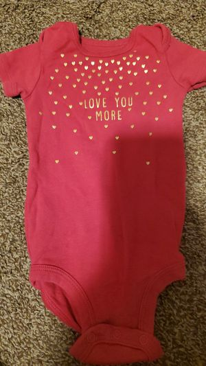9 month girl onesies for sale for Sale in Fresno, CA