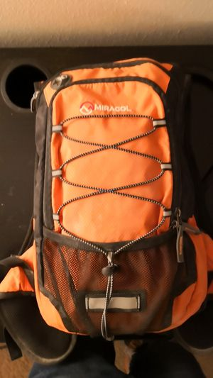 Miracol Water Bladder Backpack & Hammock for Sale in Portland, OR