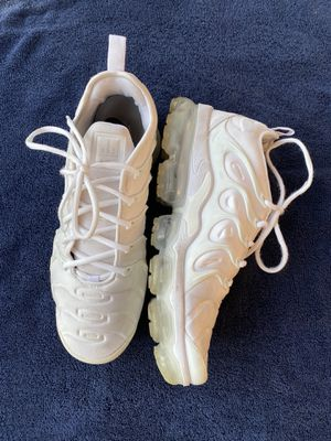 Nike Vapormax Plus White size 12 for Sale in Tempe, AZ