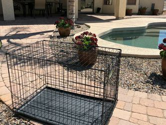 Dog Cage Xx LARGE BRAND NEW NEVER USED CLEAN KENNEL Crate House Phoenix for Sale in Tolleson,  AZ