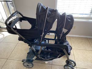 Double stroller for Sale in Lancaster, CA