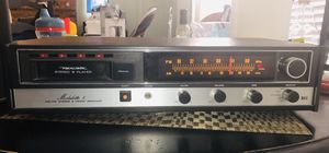 Vintage Realistic Modulette 8 Track Player and Stereo Receiver for Sale in Orlando, FL