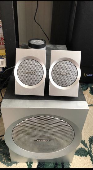 Bose speaks for Sale in Austin, TX