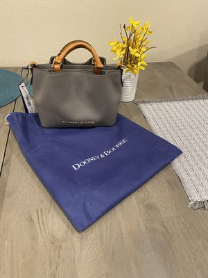 Mini Barlow Taupe Dooney & Bourke purse for Sale in Chino, CA