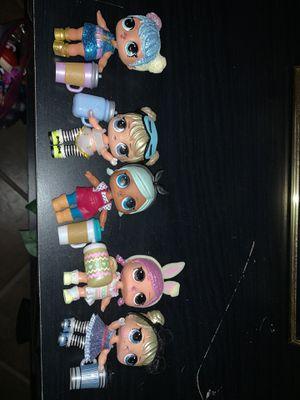 Lol surprise dolls for Sale in Glendale, AZ