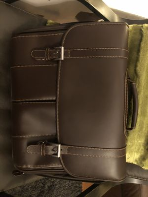 Johnston & Murphy J & M Messenger Bag for Sale in Washington, DC