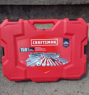 Craftsman wrench and ratchet set (tool set) for Sale in US