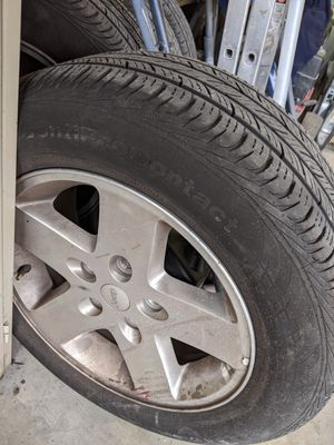 Set of jeep wheels for Sale in Renton, WA