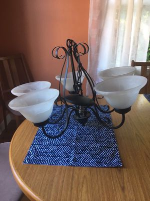 Light fixture - Tacoma/north end for Sale in Tacoma, WA