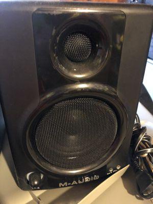 M-Audio AV40 desktop speakers for Sale in Encinitas, CA