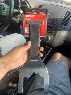 Husky drain wrench for Sale in Redlands, CA