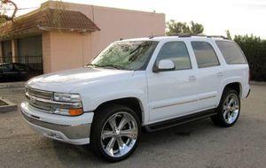 """2002 Chevrolet Tahoe LT Wheels & Tires 22"""" for Sale in San Angelo, TX"""
