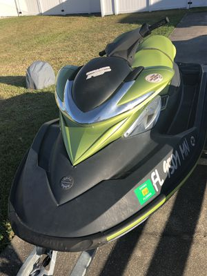 jet ski and double trailer for Sale in St. Cloud, FL