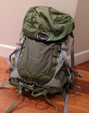 Osprey Kestrel 38 Liter Backpacking/Day Hiking Pack for Sale in Beaverton, OR
