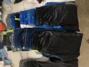 Young boys 10-12 under armor, tek gear, champion, Nike for Sale in Atlanta, GA