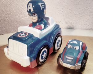 Marvel Comics Captain America toys for Sale in Oklahoma City, OK