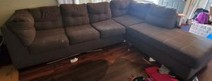 Sectional sofa gray for Sale in Dallas, TX