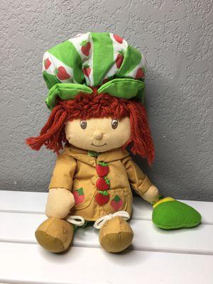 2005 strawberry Shortcake small plush doll for Sale in Los Angeles, CA