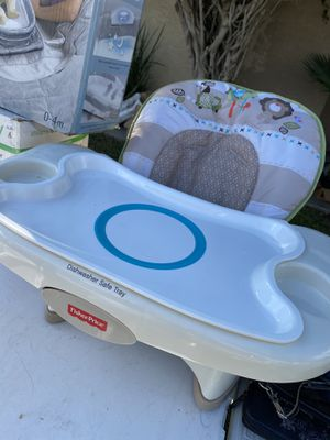 Fisher price eating booster seat for Sale in La Mirada, CA