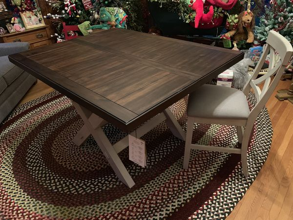 Bayside Furnishings Stefan Counter Height Dining Set For Sale In Chesapeake Va Offerup