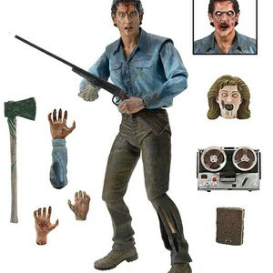 NECA Evil Dead 2 Ultimate Ash Action Figure for Sale in Daytona Beach, FL