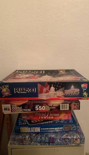 Board Games and Puzzles for Sale in Pico Rivera, CA