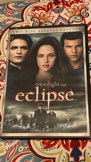 The twilight saga eclipse for Sale in St. Louis, MO
