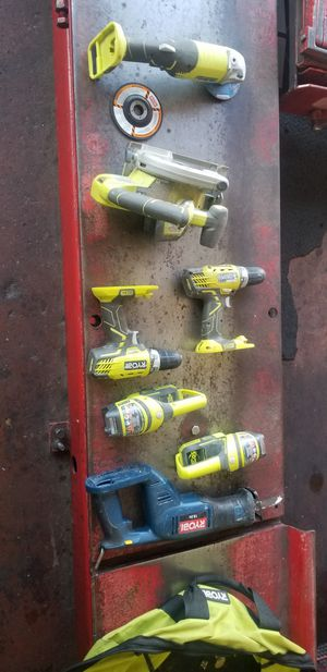 ryobi cordless tool set for Sale in La Mesa, CA