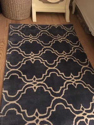Pottery Barn Scroll Tile Rug for Sale in New York, NY