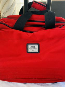 Jeep Travel Bag Carry On Size , New! Never Been Used for Sale in Hacienda Heights,  CA