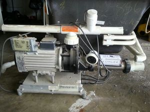 Jacuzzi or hot tub motor and pump for Sale in Cedar Hill, TX