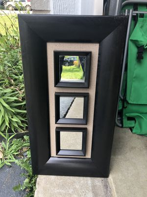 Wall decoration/mirror for Sale in Romeoville, IL
