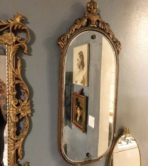 Victorian Antique Vintage Gold Mirror for Sale in Fort Lauderdale, FL