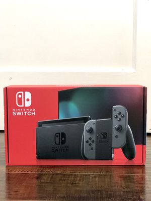 Nintendo Switch 32GB Console - Gray Joy-Con for Sale in Torrance, CA