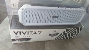 Bluetooth speaker vivtar get loud for Sale in Raleigh, NC