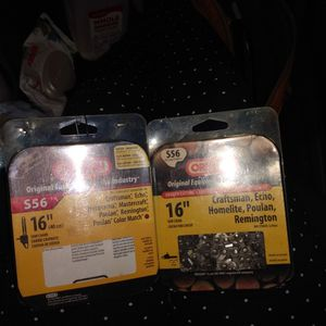 Chainsaw Chains for Sale in Bonney Lake, WA