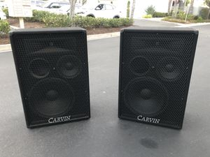 Carvin 1584 Speakers for Sale in Mission Viejo, CA