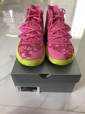 Nike Kyrie Patrick Spongebob Size 10.5 for Sale in Miami, FL