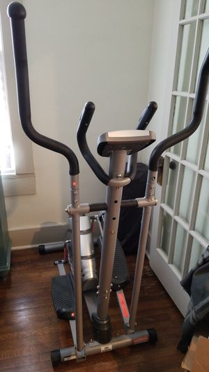 Elliptical exercise machine assembled NEW for Sale in Memphis, TN