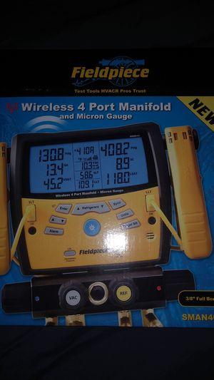 Fieldpiece SMAN460 gauges for Sale in Yorba Linda, CA