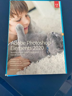 Adobe photoshop 2020 for Sale in Murrieta, CA