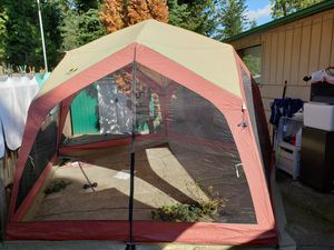 """Northern Designs 14'x14' x100"""" high screen house tent camping picnic shade for Sale in Federal Way, WA"""