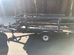 Utility trailer 4x8 for Sale in Los Angeles, CA