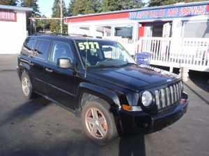 2008 Jeep Patriot for Sale in Tacoma, WA