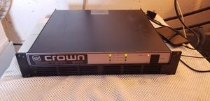 Crown Com-Tech 200 Power Amplifier for Sale in Philadelphia, PA