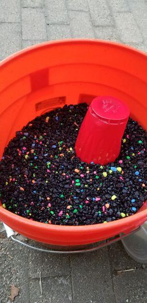 Aquarium gravel for Sale in Fallbrook, CA