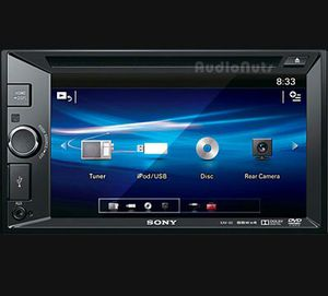 Sony CD / DVD Double Din Radio ( GREAT CONDITION ) for Sale in Newport News, VA