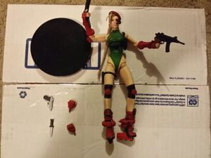 "Canon Spike ""Cammy"" SDCC Street fighter Exclusive for Sale in Mountlake Terrace, WA"