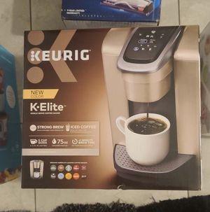 Keurig K elite coffee maker for Sale in Los Angeles, CA